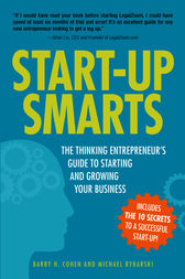 Start-Up Smarts by Barry H. Cohen