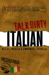 Talk Dirty Italian by Alexis Munier