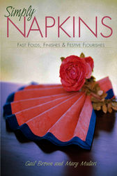 Simply Napkins by Mary Mulari