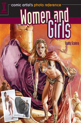 Comic Artist's Photo Reference Women And Girls by Buddy Scalera