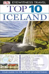 Top 10 Iceland by DK Publishing