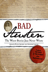 Bad Austen by Peter Archer