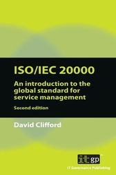 ISO/IEC 20000 by David Clifford
