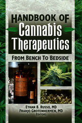 The Handbook of Cannabis Therapeutics by Ethan B. Russo