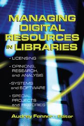Managing Digital Resources in Libraries