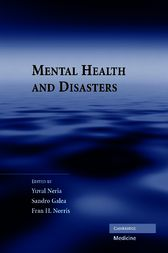 Mental Health and Disasters by Yuval Neria