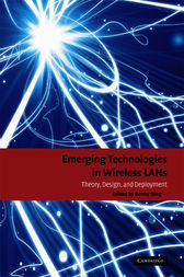 Emerging Technologies in Wireless LANs by Benny Bing