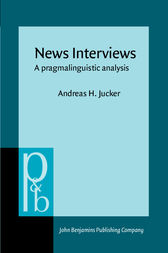 News Interviews by Andreas H. Jucker