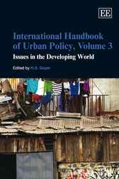International Handbook of Urban Policy