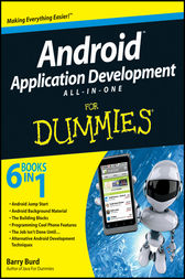 Android Application Development All-in-One For Dummies by Barry Burd