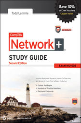 CompTIA Network+ Study Guide Authorized Courseware by Todd Lammle