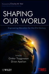 Shaping Our World by Gretar Tryggvason
