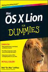 Mac OS X Lion For Dummies by Bob LeVitus