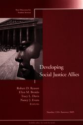 Developing Social Justice Allies by Robert D. Reason