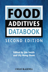 Food Additives Data Book by Jim Smith