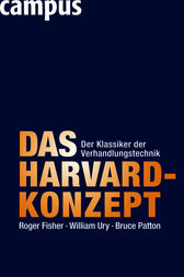 Das Harvard-Konzept by Roger Fisher