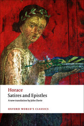 Satires and Epistles by Horace;  John Davie;  Robert Cowan