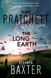 The Long Earth by Terry Pratchett