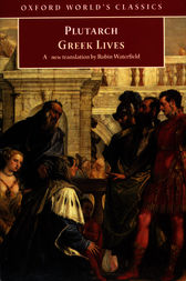 Greek Lives by Plutarch;  Robin Waterfield;  Philip A. Stadter