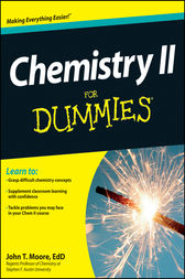 Chemistry II For Dummies by John T. Moore