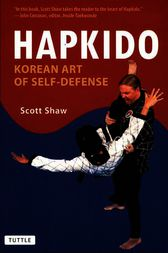 Hapkido by Scott Shaw