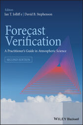 Forecast Verification by Ian T. Jolliffe