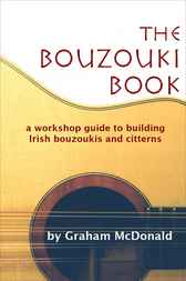 The Bouzouki Book by Graham McDonald