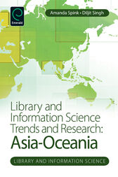 Library and Information Science Trends and Research by Amanda Spink