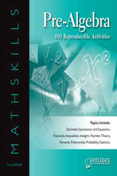 Mathskills Pre-Algebra by Saddleback Educational;  Michael Buckley