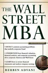 The Wall Street MBA, Second Edition by Reuben Advani