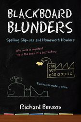 Blackboard Blunders by Richard Benson