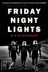 Friday Night Lights by H.G. Bissinger