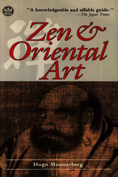Zen & Oriental Art by Hugo Munsterberg
