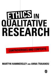 Ethics in Qualitative Research by Martyn Hammersley