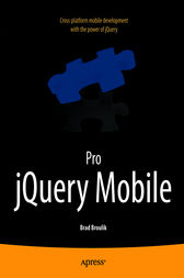 Pro jQuery Mobile by Brad Broulik
