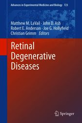 Retinal Degenerative Diseases by John Ash