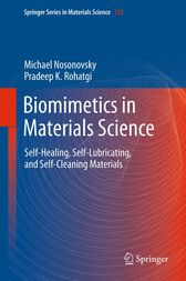 Biomimetics in Materials Science by Michael Nosonovsky
