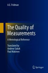 The Quality of Measurements by A.E. Fridman