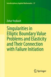 Singularities in Elliptic Boundary Value Problems and Elasticity and Their Connection with Failure Initiation