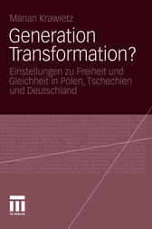 Generation Transformation? by Marian Krawietz