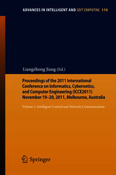 Proceedings of the 2011 International Conference on Informatics, Cybernetics, and Computer Engineering (ICCE2011) November 19-20, 2011, Melbourne, Australia by unknown