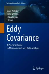 Eddy Covariance by Marc Aubinet