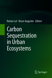 Carbon Sequestration in Urban Ecosystems by Rattan Lal