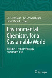 Environmental Chemistry for a Sustainable World by unknown