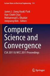 Computer Science and Convergence by James (Jong Hyuk) Park