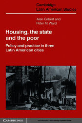 Housing, the State and the Poor