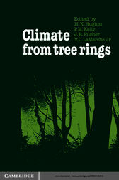 Climate from Tree Rings by M. K. Hughes