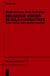 Religious Voices in Self-Narratives by Hetty Zock