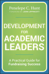 Development for Academic Leaders by Penelepe C. Hunt