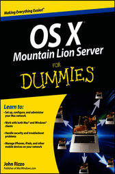 OS X Mountain Lion Server For Dummies by John Rizzo